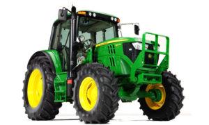 View 6M Series Tractors