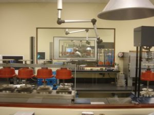 World-class Bulk Material Testing Facilities