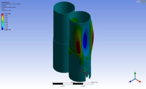 Analytical-modeling-FEA-twin-silos