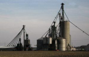 Foods-grain-silos