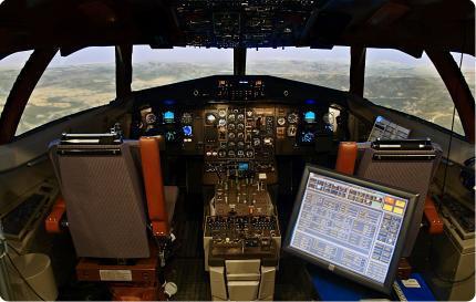Simulador Avión ATR 72
