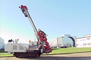 Mobile Vertical Drilling Rigs