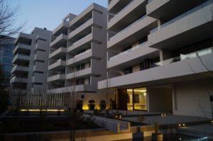 Vista Acceso Edificio