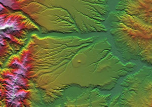 Topografia-satelital