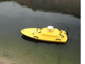 Z-Boat, Equipo Batimétrico