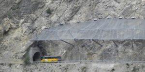 Canopy: Die Selbstreinigende Steinschlag-Barriere