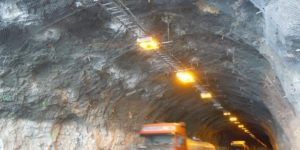 MINAX® 80/4: Most Economical To Support Rock Bursting Tunnels
