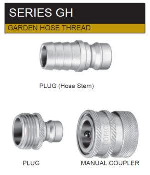 Garden-hose Series-GH TOMCO