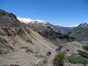 Proyecto Central Hidroeléctrica Los Cóndores