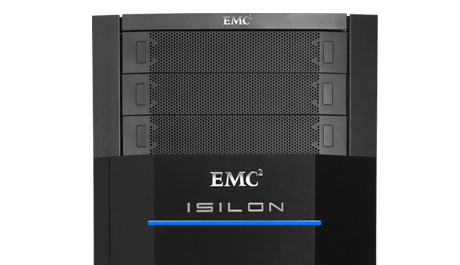 Familia EMC Isilon Almacenamiento NAS De Escalamiento Horizontal