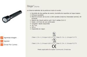 Stinger® (75214