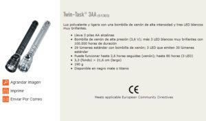 Twin-Task® 3AA (51303