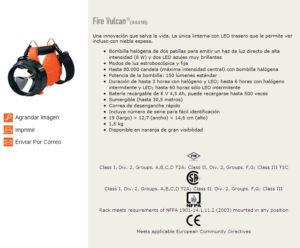 Fire Vulcan® (44410
