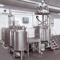 UNIMIX Process Plants