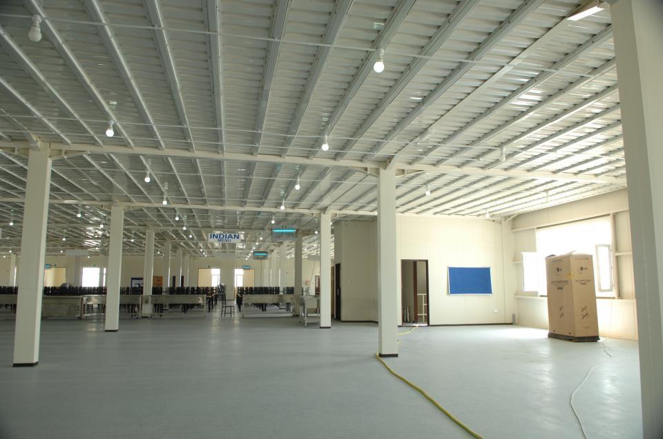 Taller/Almacen/Hangar De Aviones De Acero