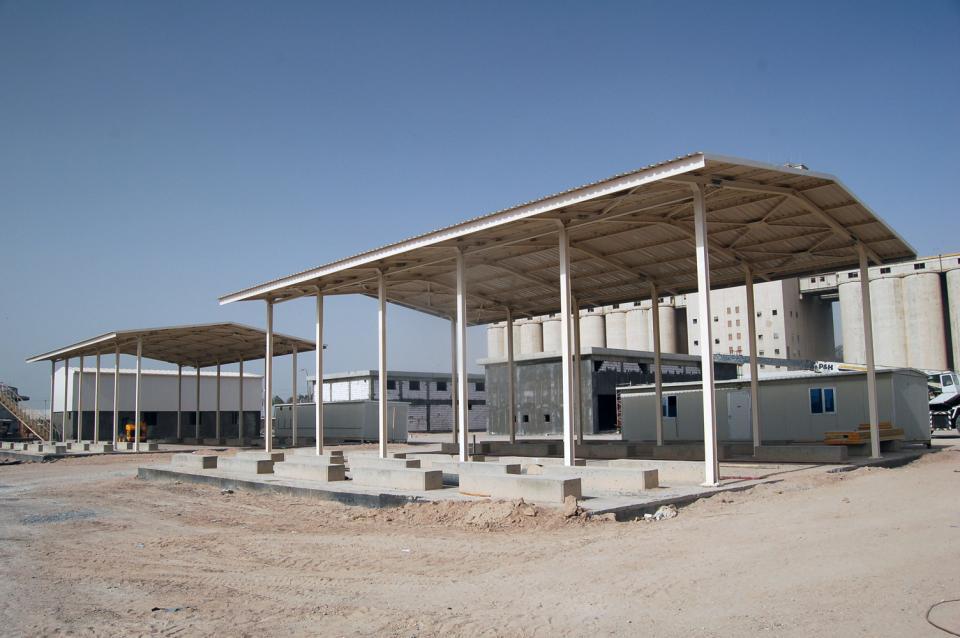 Hangar Avion - Djibouti