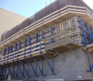 Supporting Construction Frame