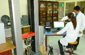 Laboratorio De Ensayo De Materiales