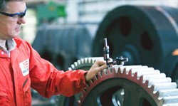Industrial Gearbox Inspection