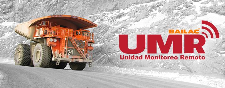 Unidad De Monitoreo Remoto UMR