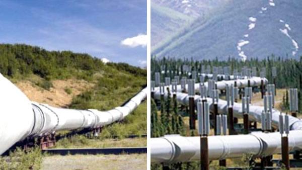 Oleoductos Y Gaseoductos