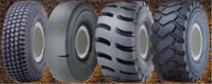 Neumáticos Off The Road