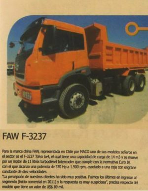 FAW F-3237
