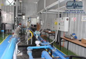 Laboratorio Nacional Flujo Liquido