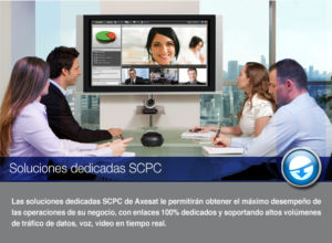 Soluciones Dedicadas SCPC