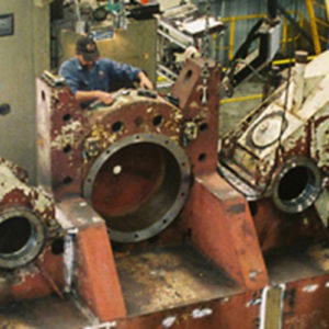 Specialised Machining And Line Boring