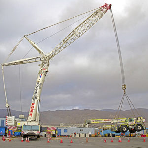Equipment Lifting And Transport