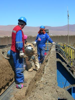 Aseo Industrial Planta Minera