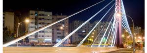 Viaducto Escaleritas. Islas Canarias, España