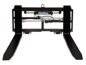 Sideshifting Fork Positioner - FZ