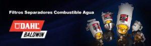 Filtros Separadores Combustible / Agua