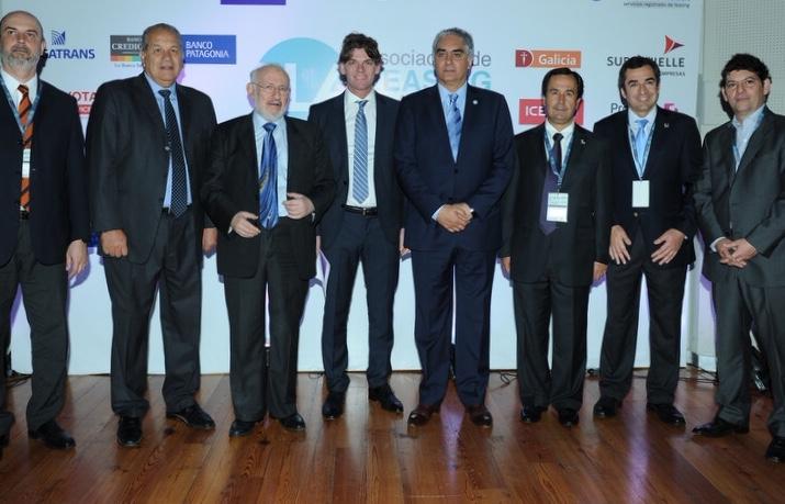 3er CONGRESO LATINOAMERICANO DE LEASING. ALA. BS. AIRES- ARGENTINA