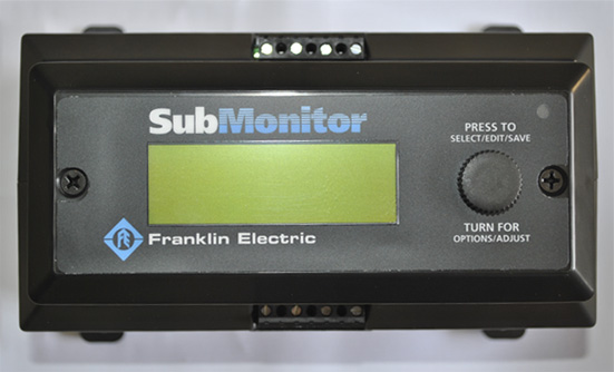 Motores Franklin Electric