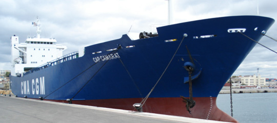 RORO - Roll-On / Roll-Off