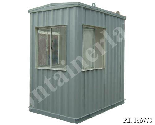 Containers Casetas Vigilancia