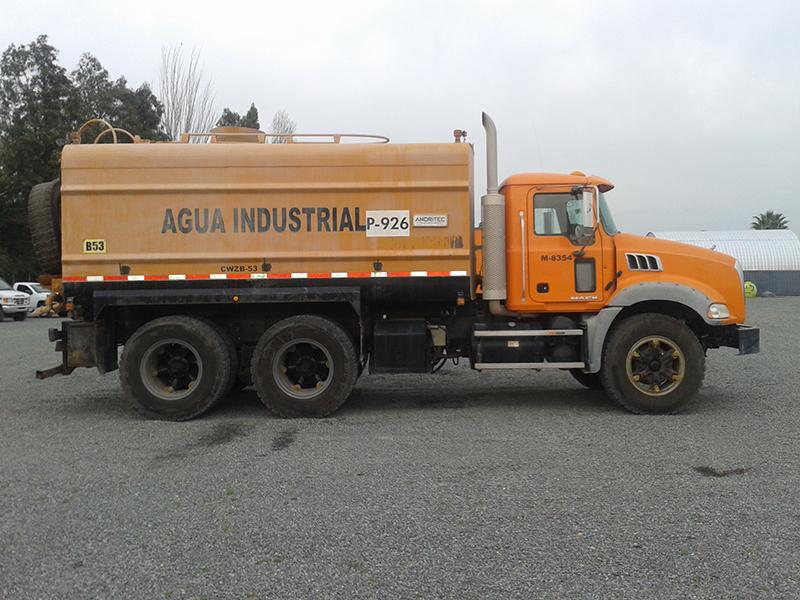 Camión Aljibe