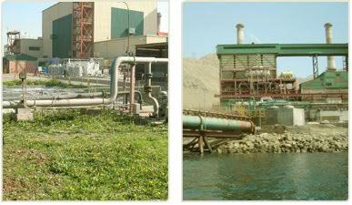 Centrales Termo E Hidroelectricas