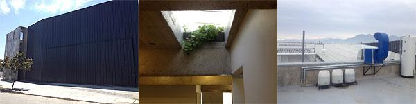 Edificio Ecotermica, Nuevas Eco-dependencias