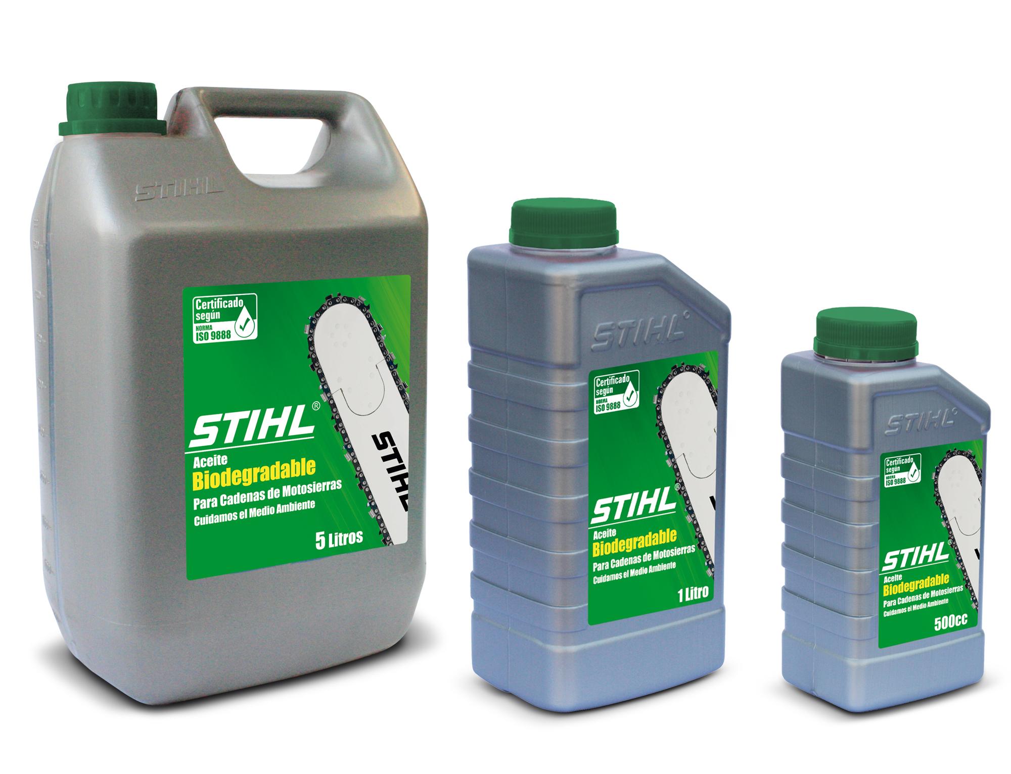 Aceite Biodegradable Para Cadena