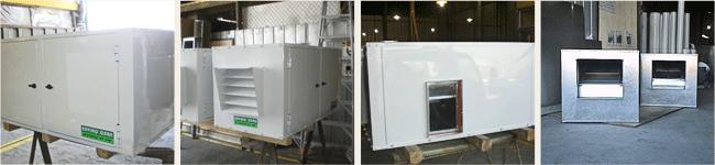 Ventilación Y Presurización