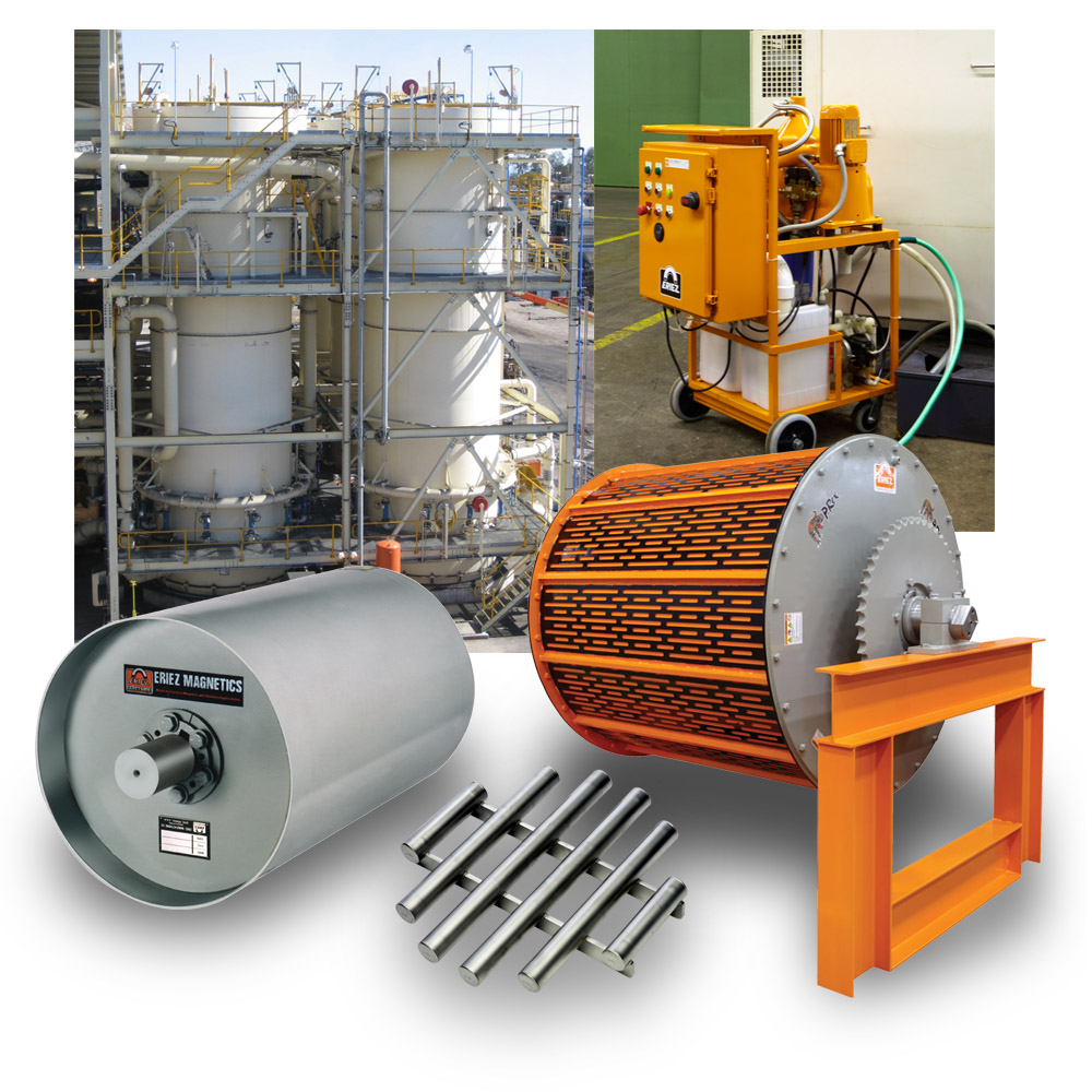 Magnetic And Non-Magnetic Separation Equipment