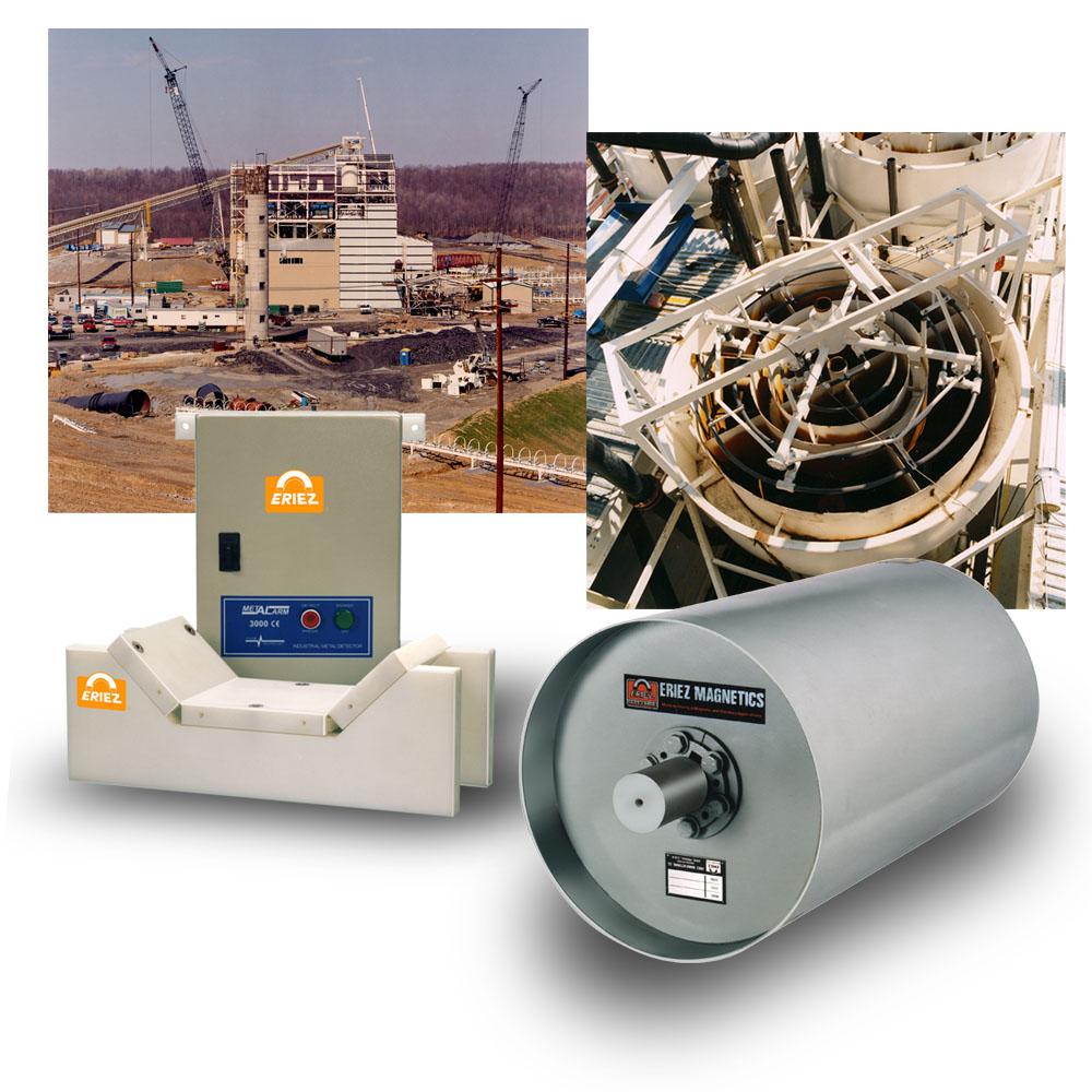 Mining, Minerals Processing Industry Equipment