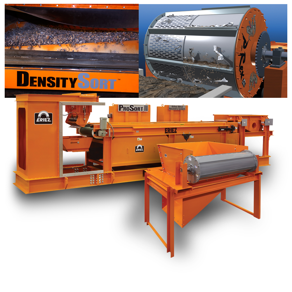 Recycling Industry Equipment