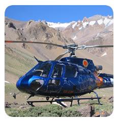 Helicóptero AS350 B3