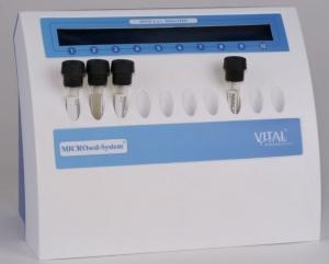 Equipo Automático Para La Medición De La VHS Para El Laboratorio Pequeño Y Mediano