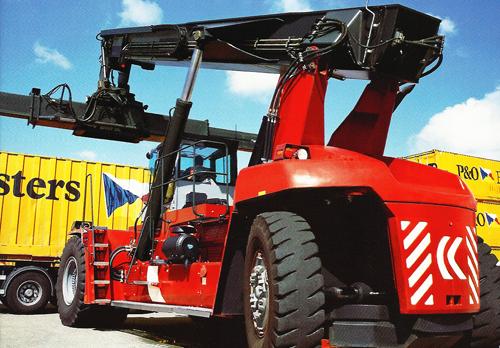 Kalmar DRF400-450